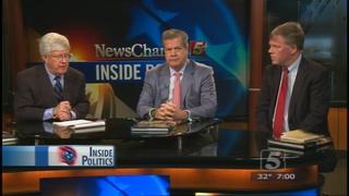 Inside Politics: Karl Dean & Michael Cass