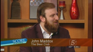 SCORE on Business: TheBeerClub.co