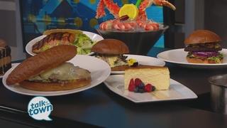 Jeff Ruby's Prime Rib Dip Sandwich