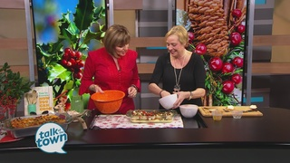 Sallie Swor's Christmas Breakfast Casserole