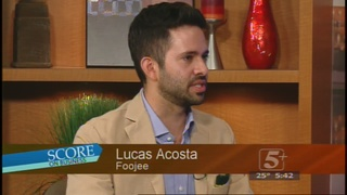 SCORE on Business: Foojee December Show 2