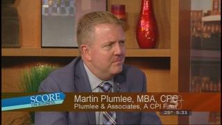 SCORE on Business: Plumlee & Associates