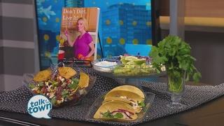 Dyan Damron's Fiesta Fish Tacos