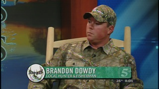 Southern Woods & Waters: Brandon Dowdy