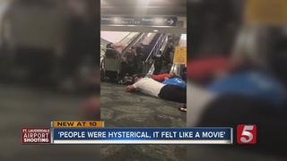 Airport Shooting Rampage Hits Close To Home