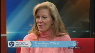 Community Health Matters: Hospice Care