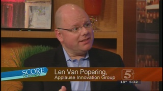 SCORE on Business: Applause Innovation Group