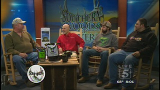Southern Woods & Waters: Hunting & Fishing