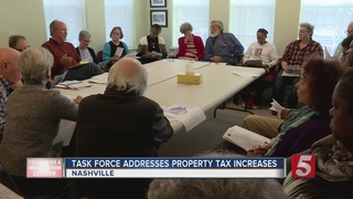 Meeting Held On Property Tax Increases
