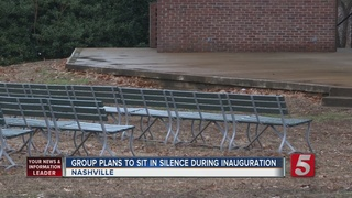 'Silent Inauguration' Planned In Nashville