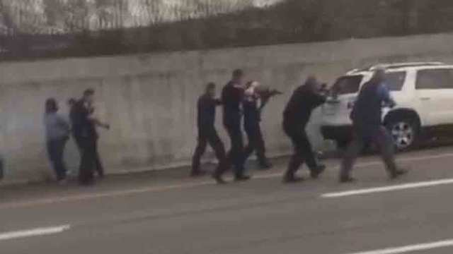 Carjacking Suspect Arrested On Interstate
