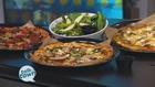 Your Pie's Pear Gorgonzola Pizza