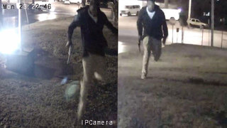 Police Release Photos Of Homicide Suspect