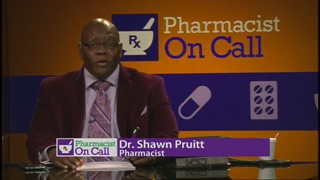 Pharmacist on Call: January 2017