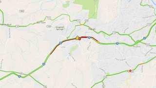 Crashes Closes I-40 In Cheatham County