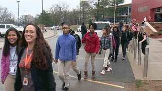 Students Take Field Trip To See 'Hidden Figures'