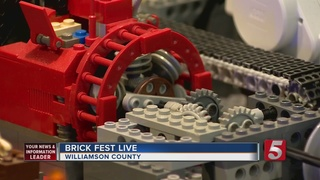 'Brick Fest Live' Held In Franklin