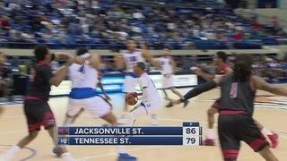 Jacksonville State Cruises To 86-79 Win Over TSU