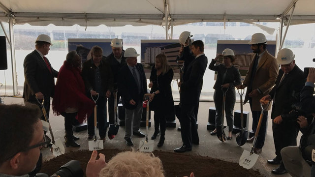 BNA Breaks Ground On Expansion Project