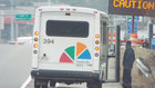 No Injuries Reported In MTA Bus Crash