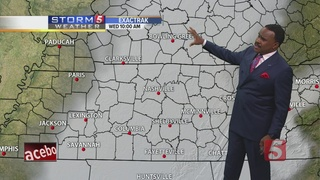 Lelan's Forecast: Monday, January 23, 2017