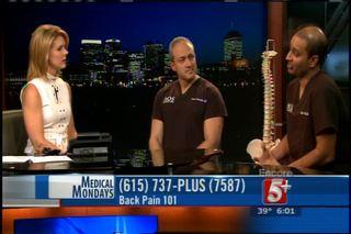 Medical Mondays: Back Pain 101