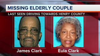 Elderly Couple Reported Missing Found Safe