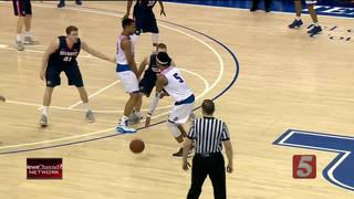 Belmont Uses Balance To Beat Tennessee State