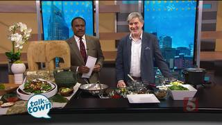 Chef's Market Recipe: Thai Yum Salad