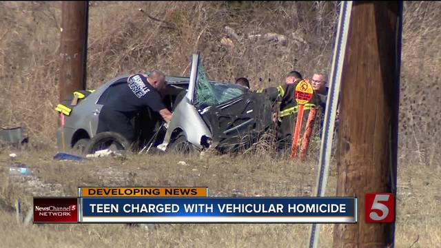 2 Killed In Crash On Murfreesboro Pike In Antioch