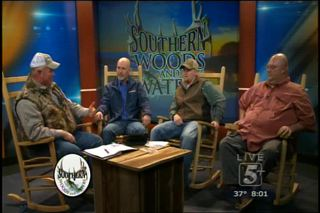 Southern Woods & Waters: TN Fishing Expo Show 1