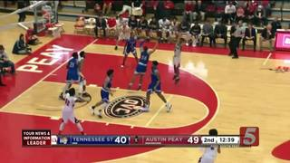Tennessee State Beats Austin Peay 70-66