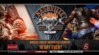 Questions Raised About Nashville Bike Week