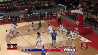 Jacksonville State Beats Tennessee State, 63-57