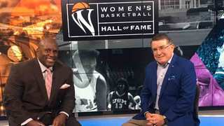 Insell To Enter Women's Basketball Hall of Fame