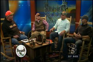 Southern Woods & Waters:TN Boat & Fish Show 2