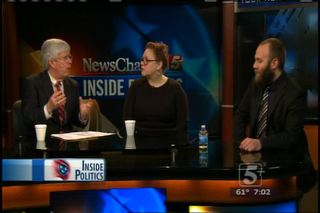 Inside Politics: Legislative Session