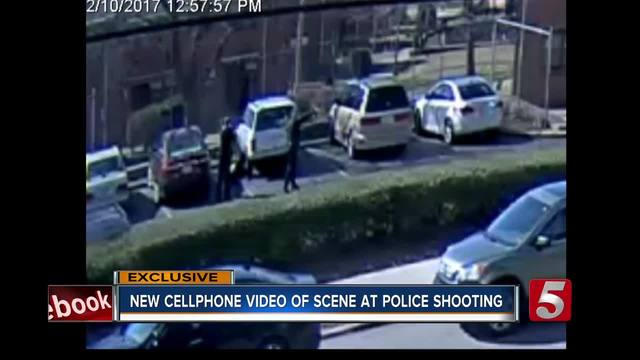 Cell Phone Video- Radio Transmissions Released In Officer-Involved Shooting