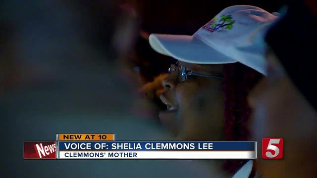 Candlelight Vigil Held For Jocques Clemmons