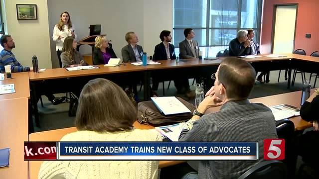 Transit Academy Trains Citizen-Advocates