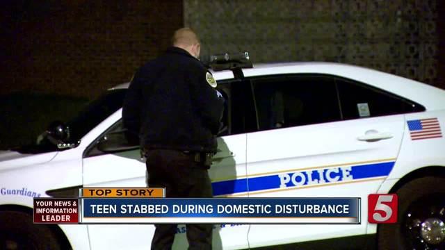 Teen Injured In Edgehill Stabbing