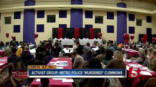 Activist Group- Jocques Clemmons Was -Murdered- By Metro Police