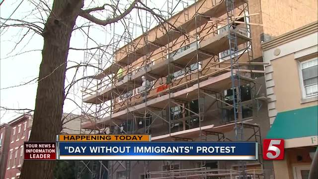 -A Day Without Immigrants- Planned In Nashville