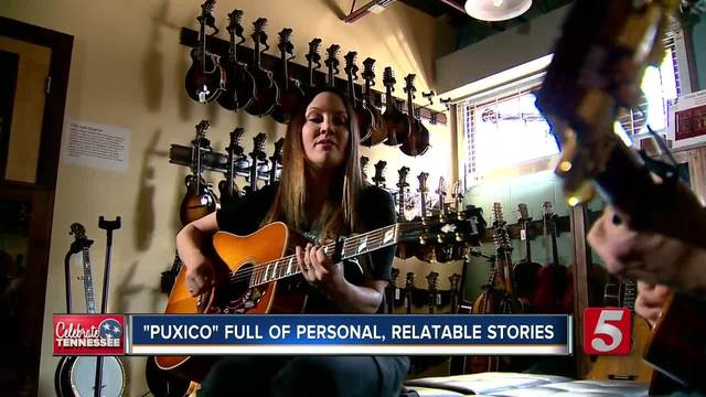 Celebrate Tennessee- Songwriter Finds Inspiration In Small Town