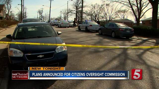 Faith Leader Calls For Citizens Oversight Commission After Shooting