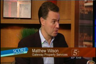 SCORE on Business: Gateway Property Services