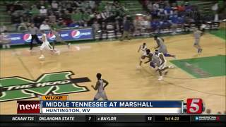 Williams, Potts Help MTSU To 14th Win In C-USA