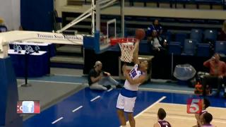 McCall Helps TSU Pull Away Late To Beat EKU