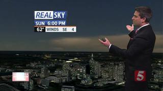 Kelly's Forecast: Sunday, February 19, 2017