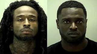 Smell Of Marijuana Leads To 2 Arrests